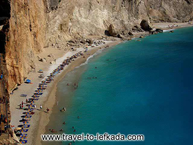 Porto Katsiki, the best known beach, is today considered one of the most outstanding in the whole of Europe. This is a beach of exceptional beauty, famed the wo